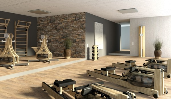Build Yourself A Home Gym