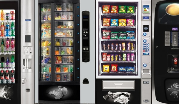 The Convenience of Vending