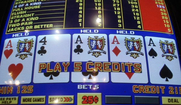 Types of Video Poker Games