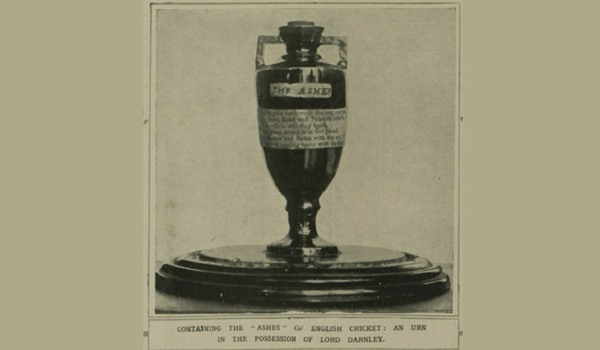 The History Of The Ashes