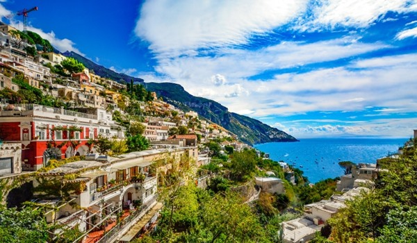 Visit Positano On Amalfi Coast, Italy