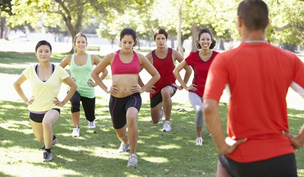 Choose Bootcamps for Weight Loss